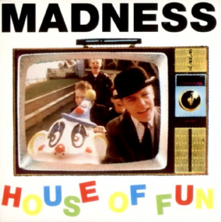 "Madness - House Of Fun (12"") (VG-/VG)"